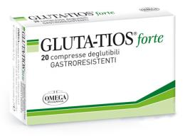 GLUTA-TIOS FORTE 20 COMPRESSE