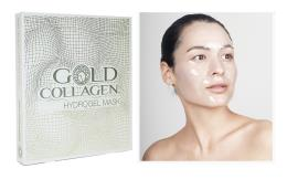 GOLD COLLAGENe HYDROGEL MASK 4 MASCHERE