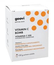 GOOVI VITAMIN C BOMB VITAMINA C 500 POLVERE SOLUBILE 100g