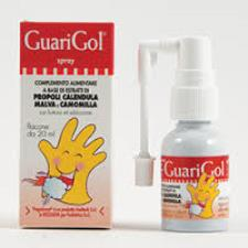 GUARIGOL SPRAY GOLA - 20 ML