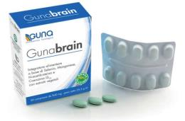 GUNA BRAIN 30 COMPRESSE