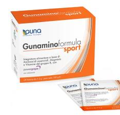 GUNAMINO FORMULA SPORT 24 BUSTE