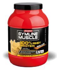 Gymline Muscle Whey Isolate VANIGLIA 700g