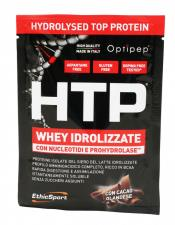 HTP WHEY IDROLIZZATE Hydrolysed Top Protein 30 g GUSTO CACAO