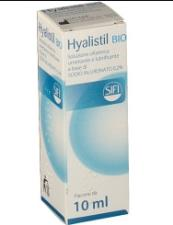 HYALISTIL BIO COLLIRIO 0,2% 10 ml