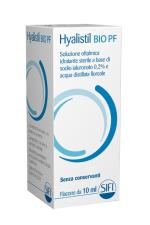 HYALISTIL BIO PF COLLIRIO 0,2% 10 ml