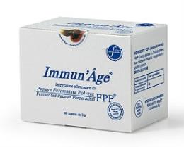 ImmunAge Papaya Fermentata in polvere 30 bust da 3g