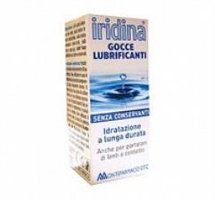 IRIDINA gocce lubrificanti - flacone da 10 ml