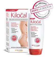 Kilocal Rimodella Corpo Balsamo Dopo Doccia Snellente 200ml
