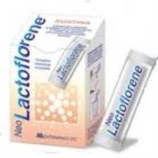 LACTOFLORENE OROSOLUBILE  12 bustine monodose