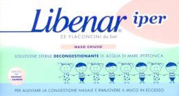 LIBENAR IPER NASO CHIUSO 30 FLACONI