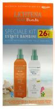 LICHTENA SOLE SPECIALE KIT ESTATE BAMBINI SPF30