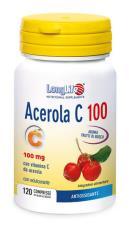 LONGLIFE ACEROLA C100 120 COMPRESSE