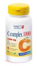 LONGLIFE C COMPLEX 1000 vitamina C a rilascio graduato 60 tavolette