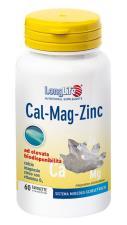 LONGLIFE CAL-MAG-ZINC 60 TAVOLETTE