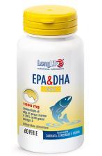 LONGLIFE EPA DHA GOLD 60 PERLE