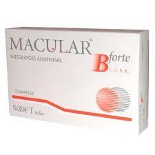 MACULAR B FORTE - INTEGRATORE ALIMENTARE - 20 COMPRESSE