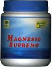 MAGNESIO SUPREMO IN POLVERE BARATTOLO 300 GR