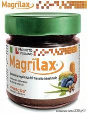 MAGRILAX Favorisce la regolarità del transito intestinale 230g