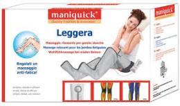 Maniquick Leggera  Massaggio rilassato per gambe stanche