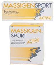 Massigen Sport Active 50ml Tubo