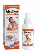 MEDIKER PREVENTIVO LOZIONE SPRAY - 100 ML