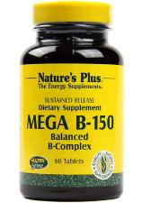 MEGA B 150 Nature's Plus 60 Tavolette