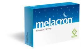 MELACRON INTEGRATORE ALIMENTARE - 30 CAPSULE