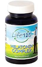 MELATONIN COMPLEX LIFE 120 180 COMPRESSE