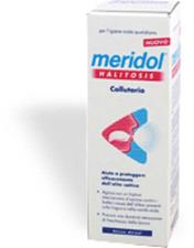 MERIDOL COLLUTORIO halitosis 400 ml per l'alito cattivo