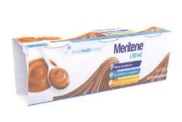 MERITENE CREME GUSTO CIOCCOLATO - 3 x 125 G