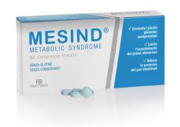 MESIND METABOLIC SYNDROME 90 CAPSULE