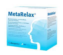 METARELAX INTEGRATORE ALIMENTARE 180 COMPRESSE