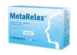 METARELAX INTEGRATORE ALIMENTARE 45 COMPRESSE