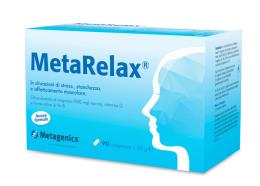 METARELAX INTEGRATORE ALIMENTARE 90 COMPRESSE