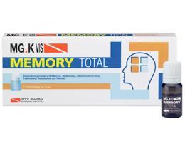 MG K VIS  MEMORY TOTAL 7 FL