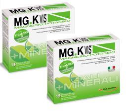 MG K VIS MAGNESIO POTASSIO LEMONADE 15 + 15 BUSTE