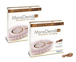MONODERMA C10 VITAMINA C SCHIARENTE ANTI AGING OFFERTA DOPPIA 28 + 28 CAPSULE
