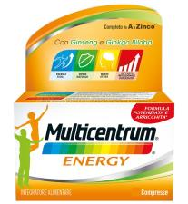 MULTICENTRUM ENERGY 60 COMPRESSE