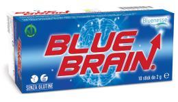 NAMED BLUE BRAIN 10 Stick da 2g