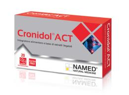 NAMED CRONIDOL ACT 20 COMPRESSE