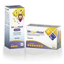 NAMED INFLUNAM JUNIOR - INTEGRATORE ALIMENTARE CONTRO L'INFLUENZA - 150 ML