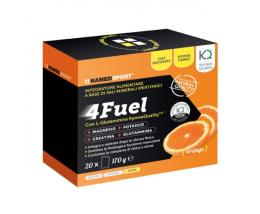 NAMED SPORT 4 FUELSPORT - INTEGRATORE ALIMENTARE - 20 BUSTE DA 8,5 G