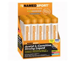 NAMED SPORT ACETYL L-CARNITINE STRONG LIQUID 5 Fiale 25ml