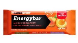 NAMED SPORT ENERGYBAR 5 Barrette Albicocca