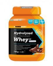 NAMED SPORT HYDROLYSED ADVANCED WHEY  750 g Gusto cioccolato