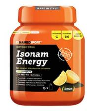NAMED SPORT ISONAM ENERGY GUSTO LEMON - 480 G