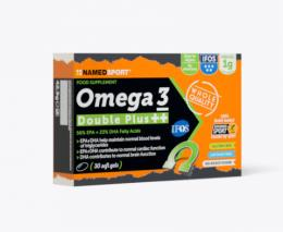 NAMED SPORT OMEGA 3 DOUBLE PLUS EPA DHA  30 CAPSULE