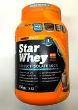 NAMED SPORT STAR WHEY 750g Gusto Mokaccino