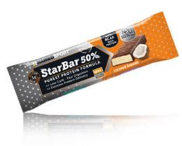 NAMED SPORT STARBAR 50% PROTEIN COCONUT HEAVEN